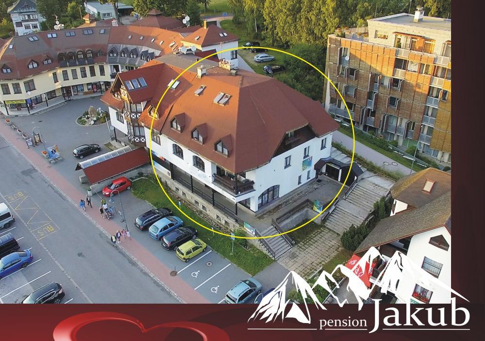 Pension Jakub Harrachov