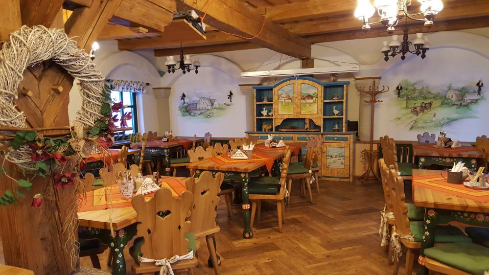 Restaurace a penzion na Gruntu