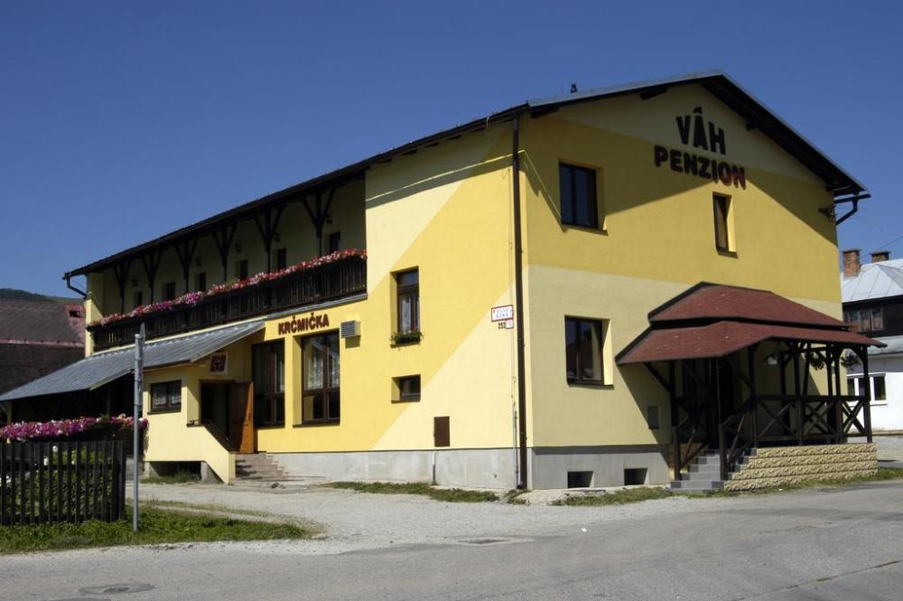 Penzion Váh