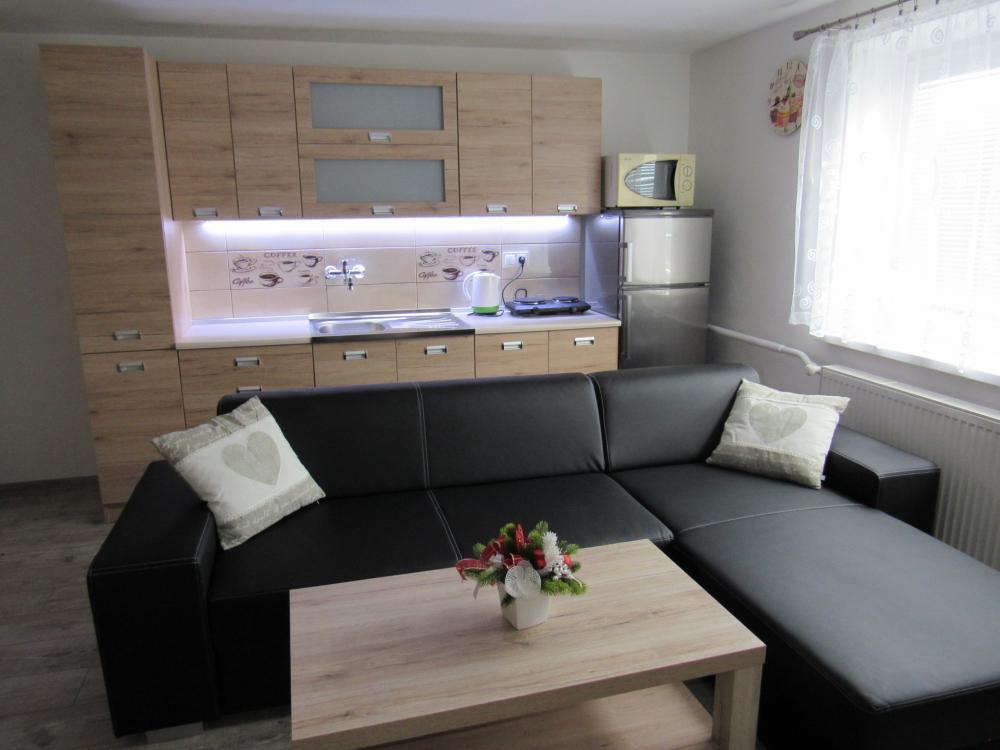 Apartmán - prízemie