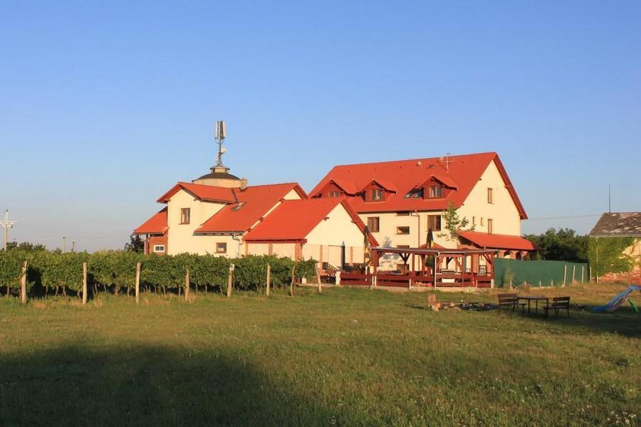 Penzion Mušlov