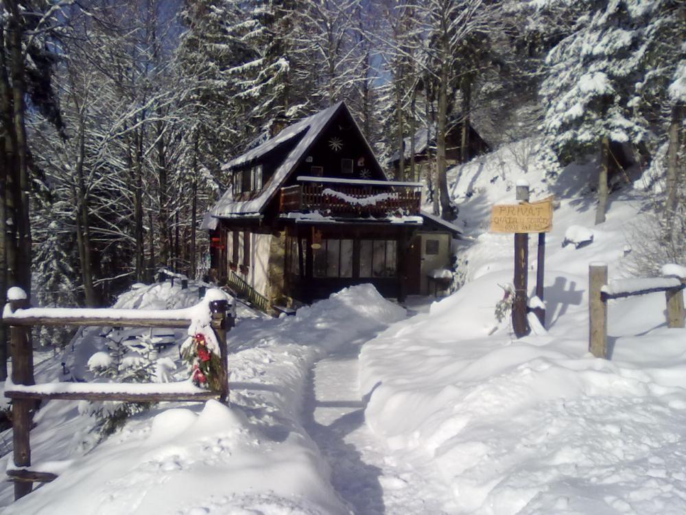 Chata u Sovičky