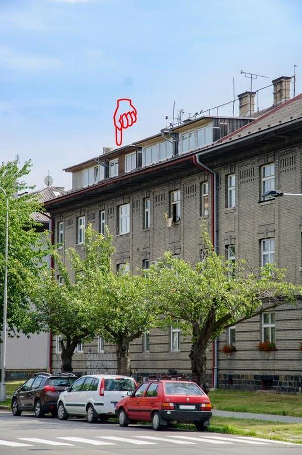 Apartmán Attic