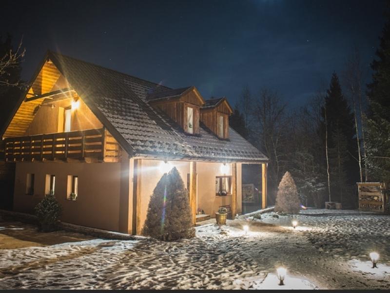 Chata Cottage Breza