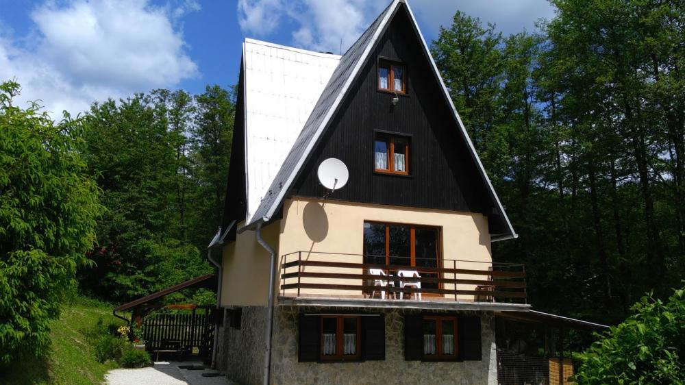 Chata Horalka & apartmán na Duchonke