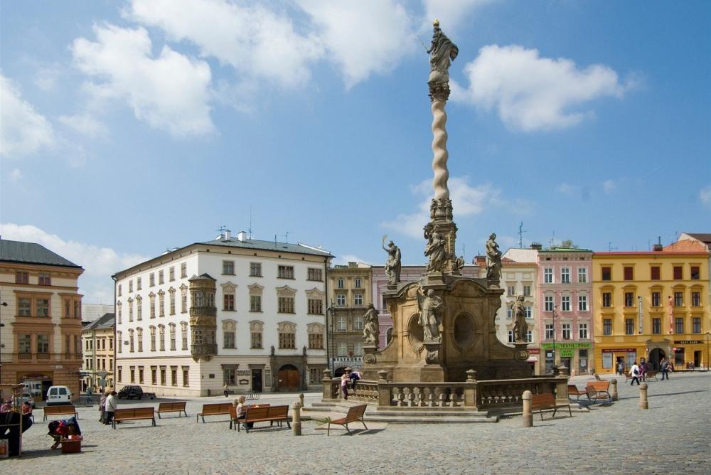 Apartmán Dolní náměstí