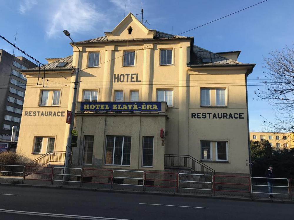 Hotel Zlatá-Éra