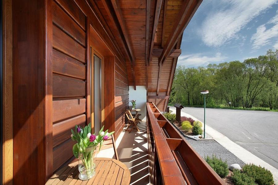 Dvojlôžková izba s balkónom