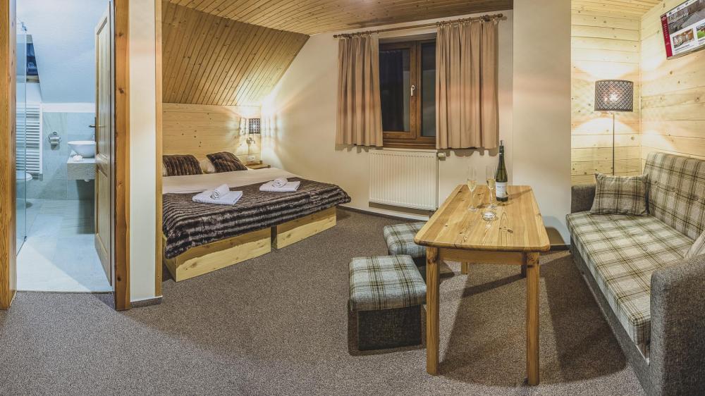 Dvojlôžková izba Komfort