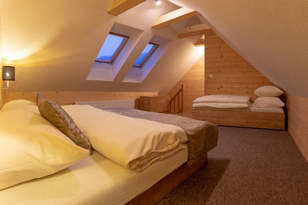 Apartmán mezonet De Luxe
