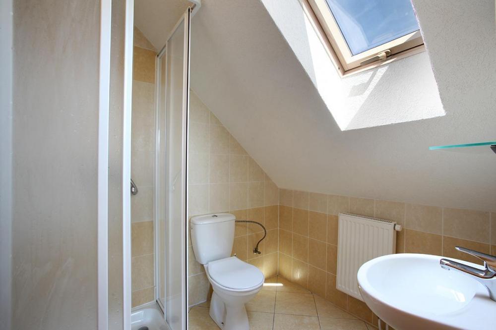 Podkrovná dvojlôžková izba s balkónom