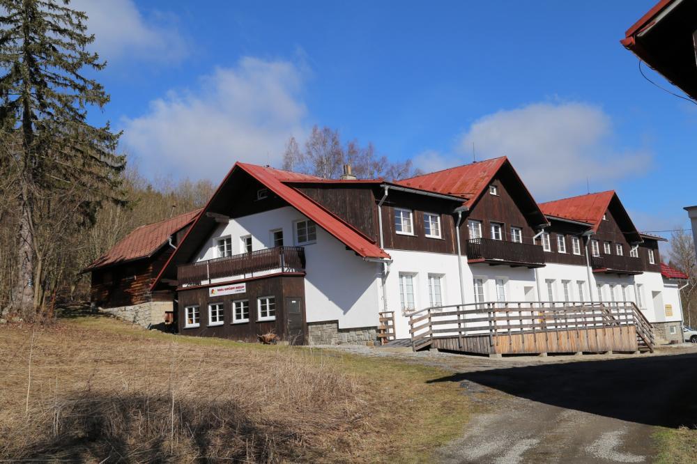 SKI Apartmány Zadov