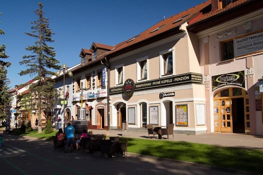 Penzion Minipivovar Tatras