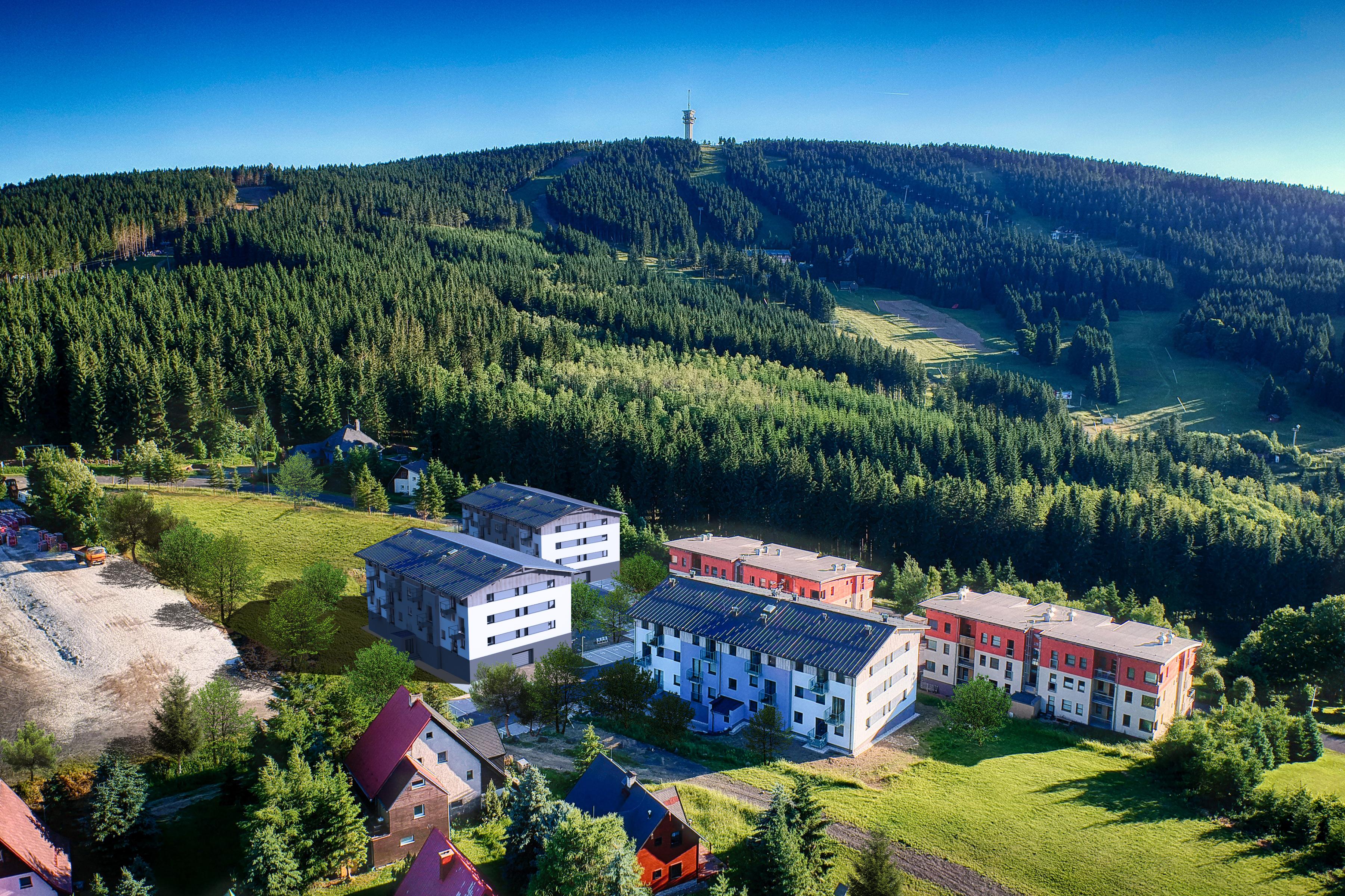 Apartmany Klinovec Views