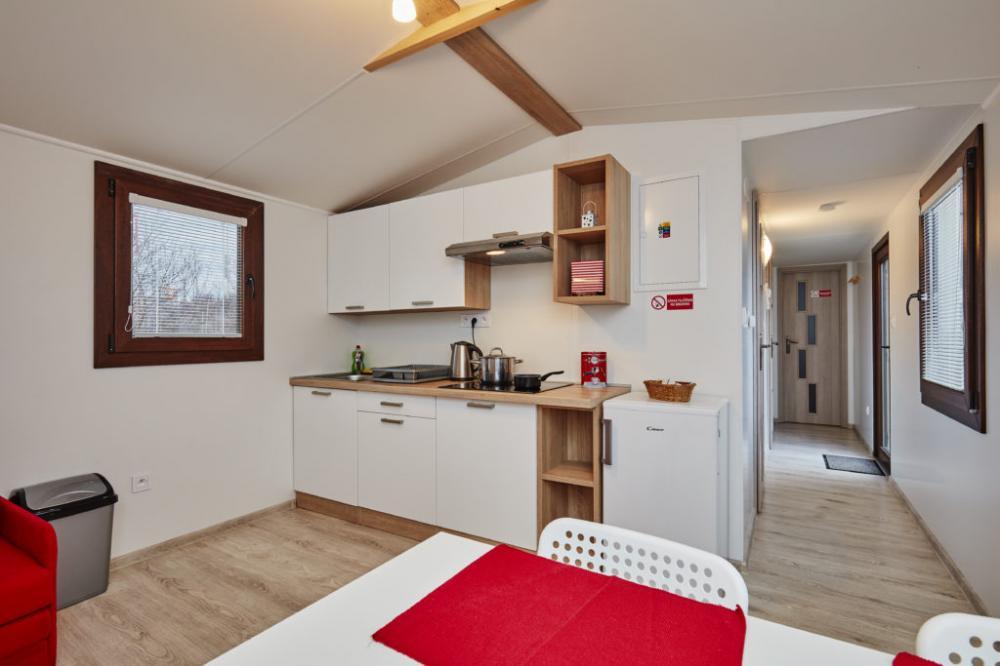 Kuchynka - Mobilný dom premium