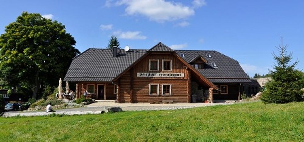penzion Bečvářův Srub