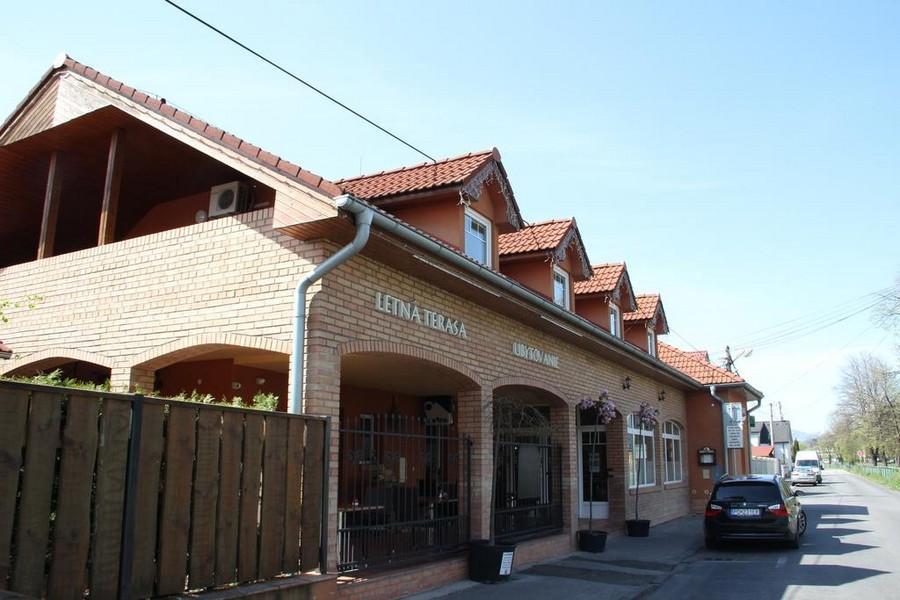 Ubytovanie a reštaurácia Sabbia
