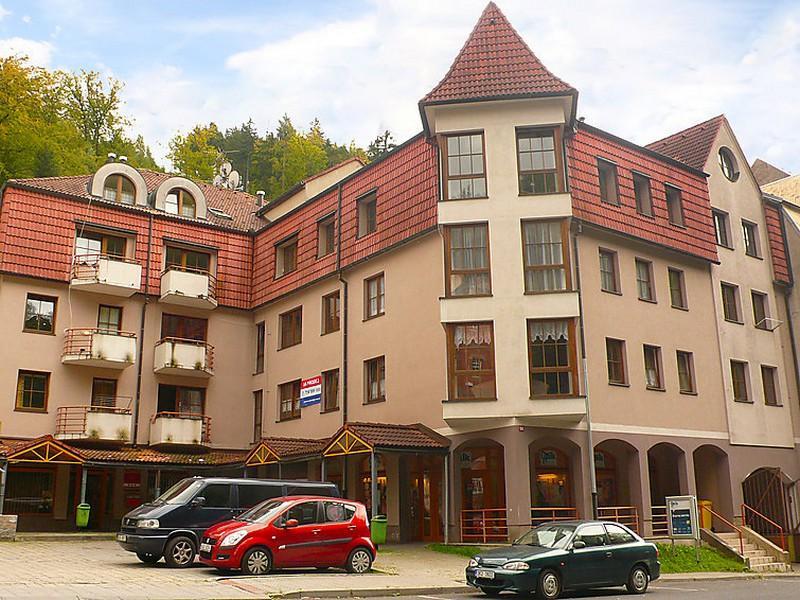 Apartmány Lanovka