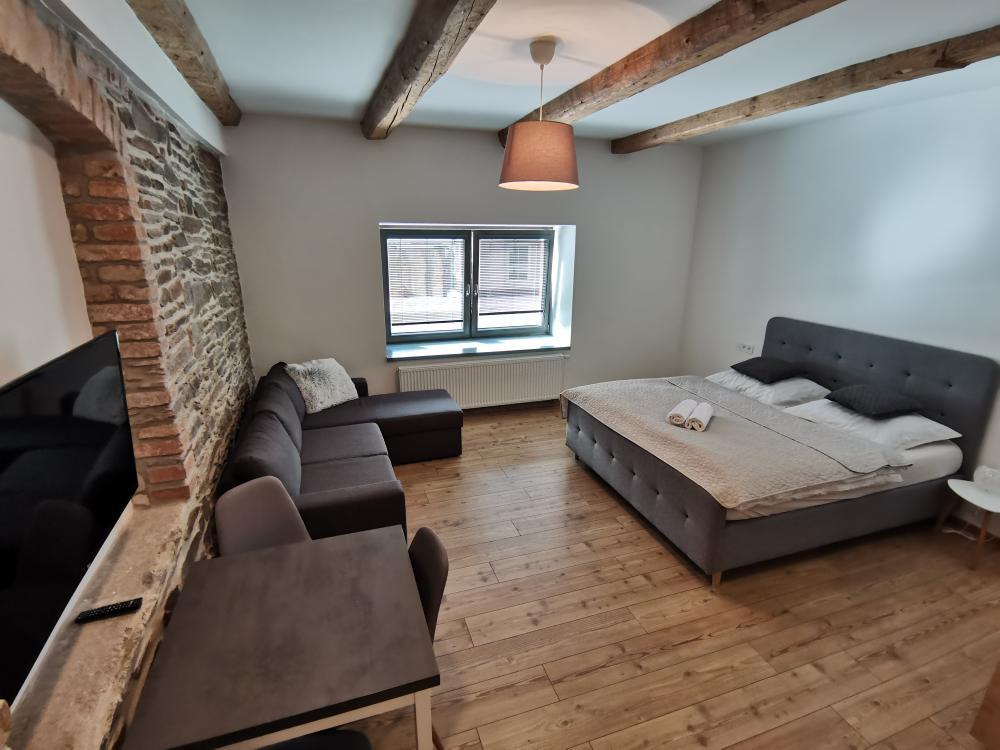 Apartmány 91