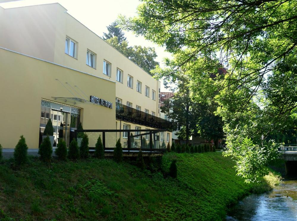 Hotel Metropol CB