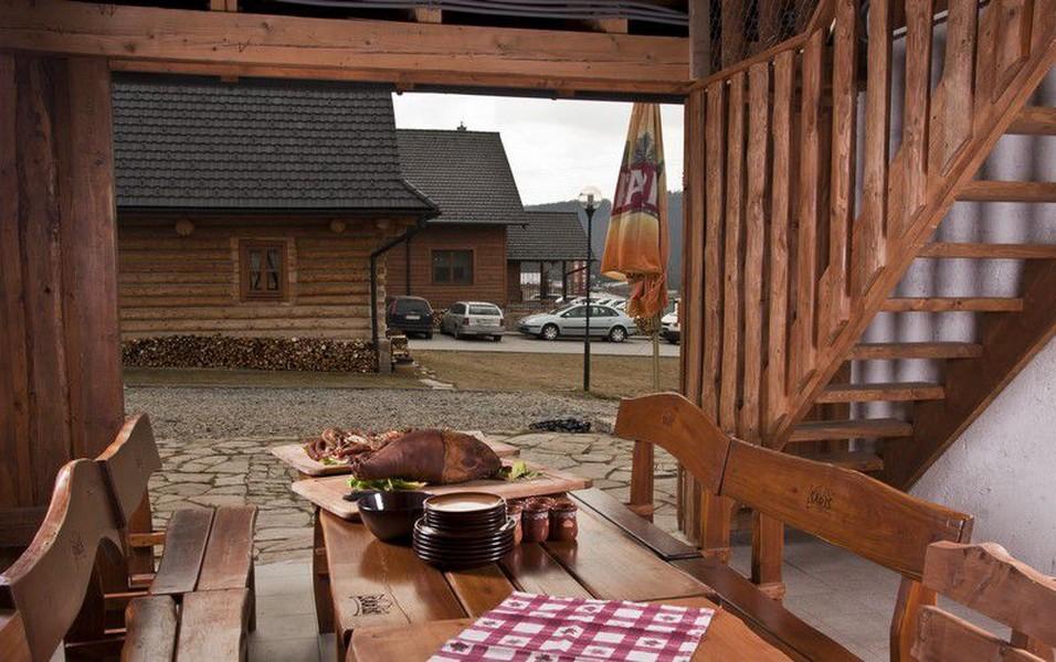 Reštauračné priestory - Humno
