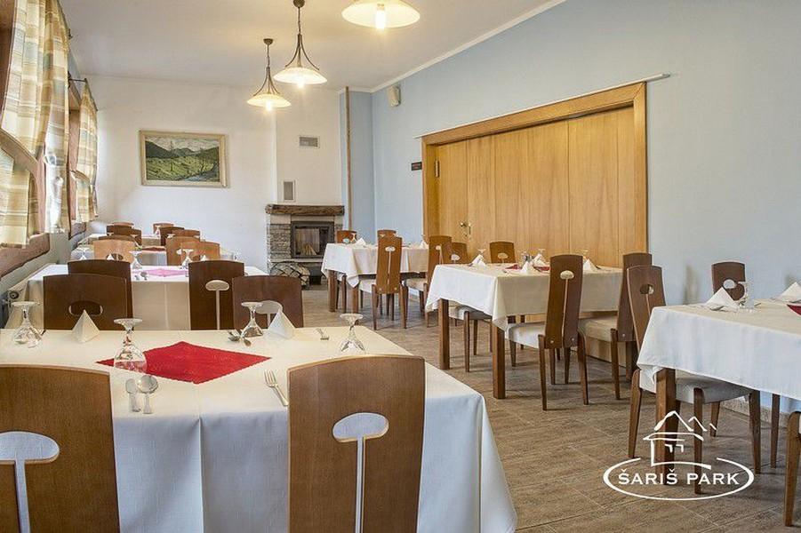 Reštauračné priestory - Velký salónik