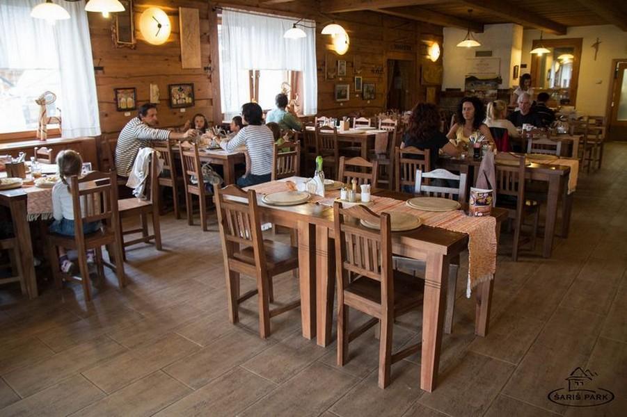 Reštauračné priestory
