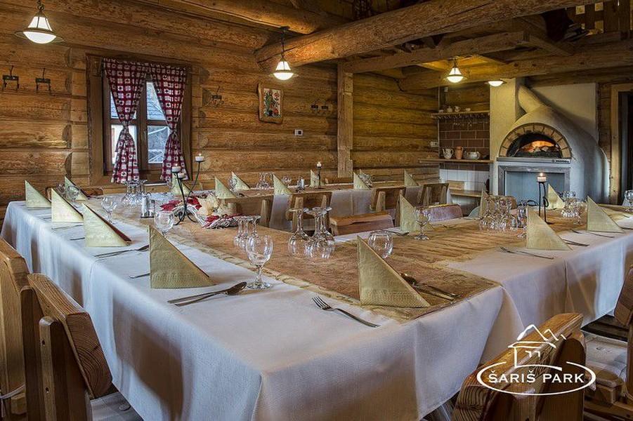 Reštauračné priestory - Koliba