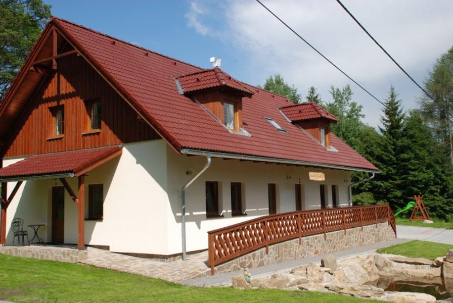 Apartmány České Žleby