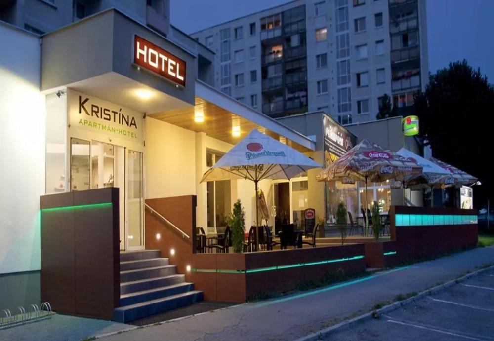 Apartman-hotel Kristína