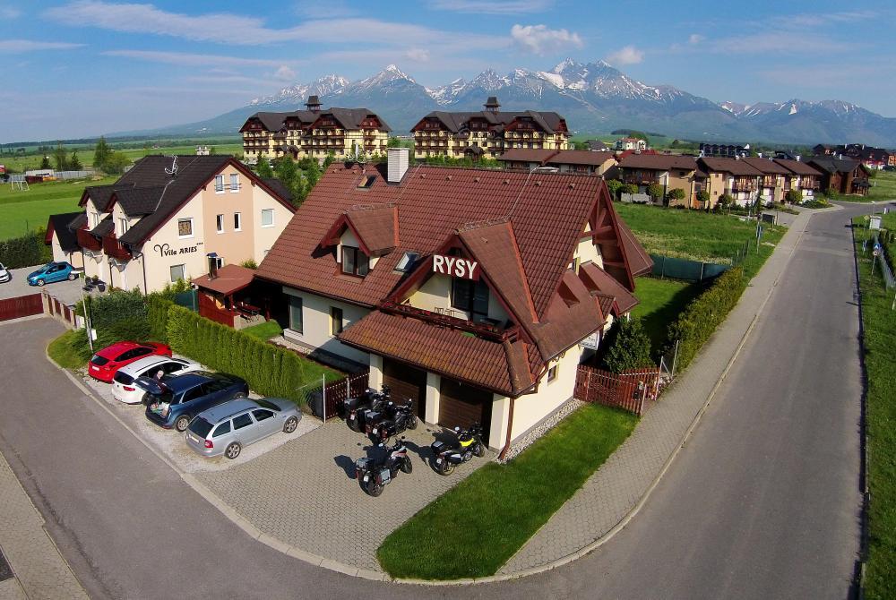 Hotel Karlštejn Vinice