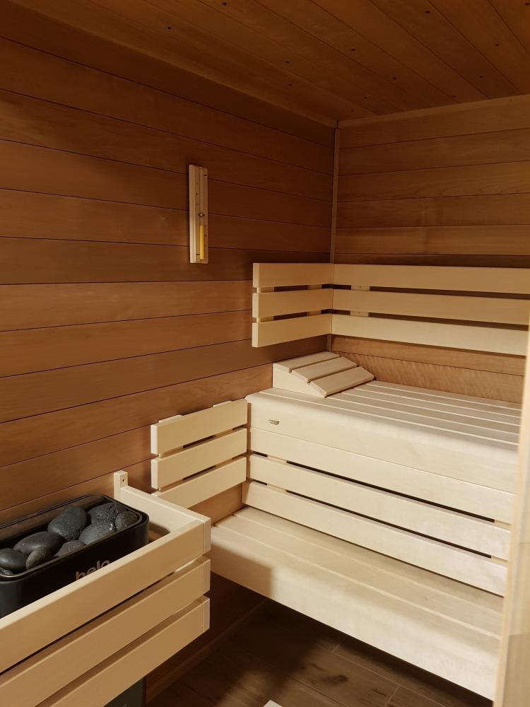 lávové kameny v saunových kamnech