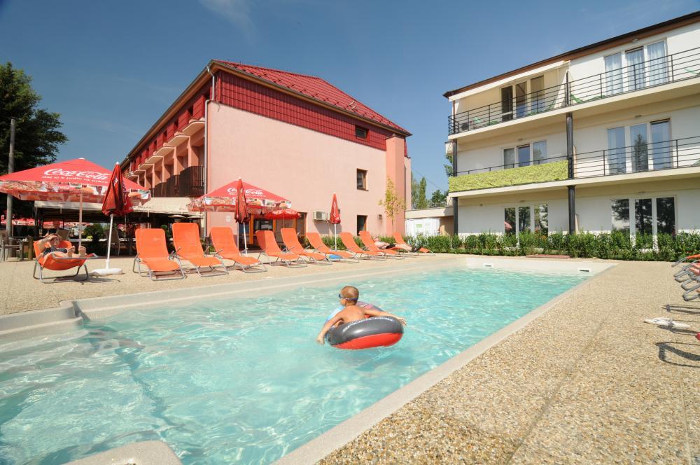 Apartmánový Wellness Garni Hotel Relax