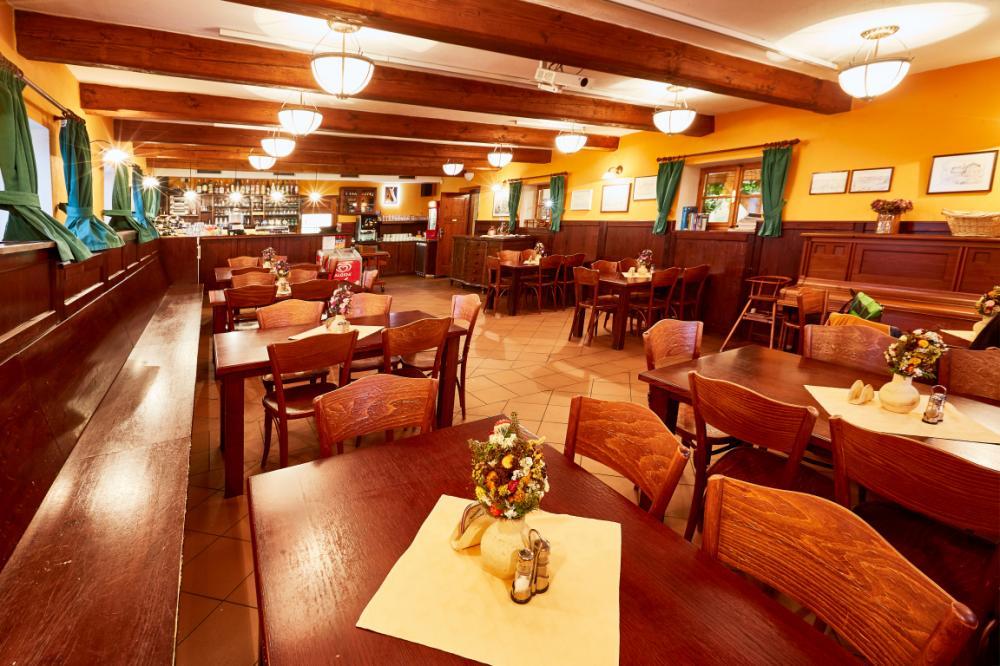 Restaurace Panský dům