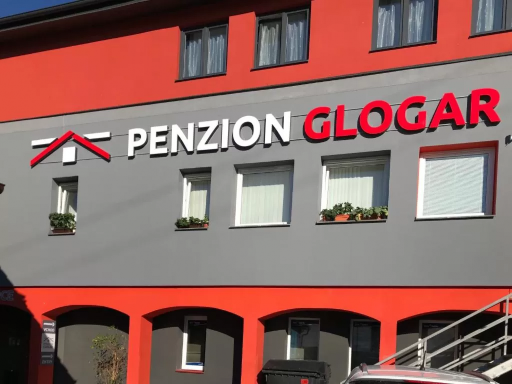 Penzion Glogar