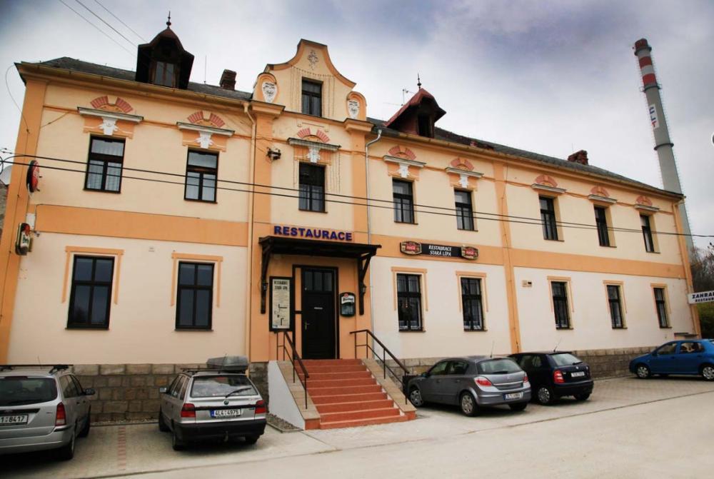 Restaurace a Penzion Stará Lípa