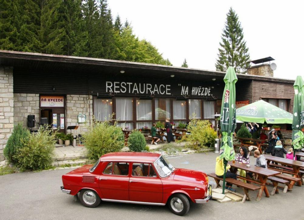 Penzion a restaurace na Hvězdě