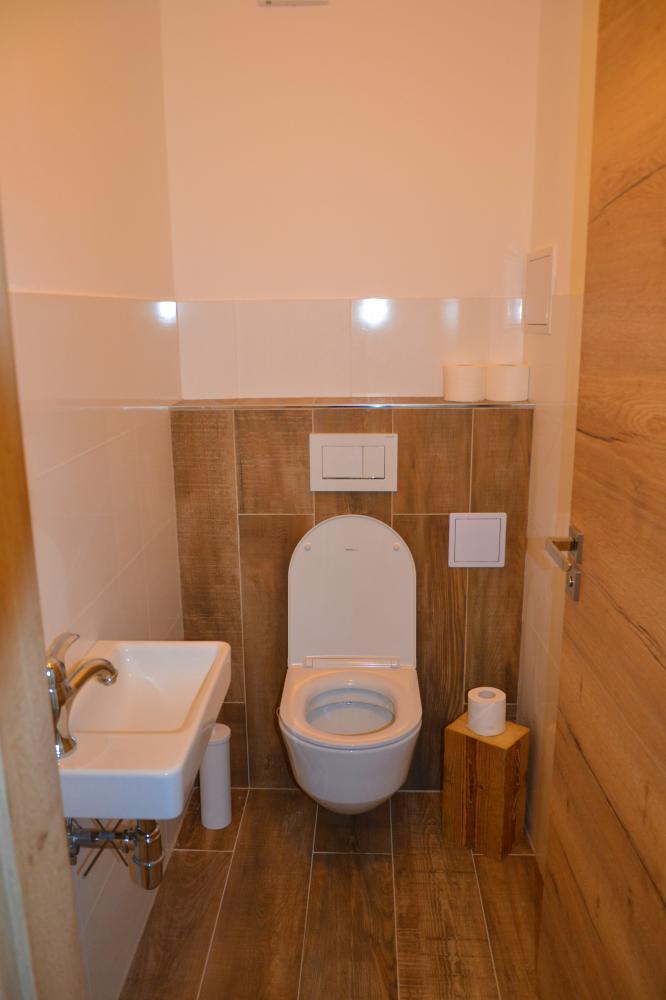 Apartmán s terasou - WC