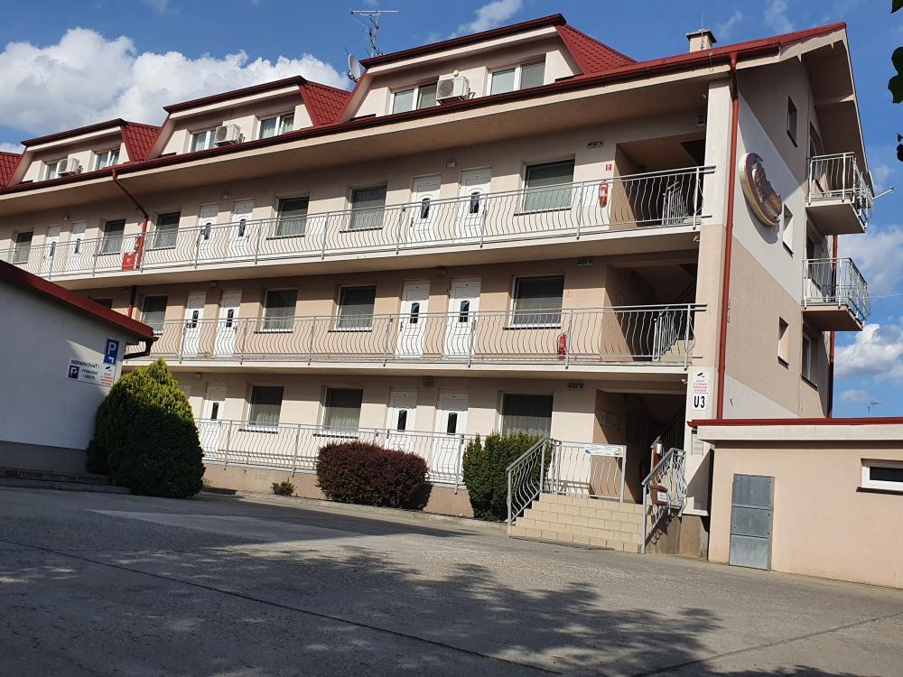 Apartmánový dom Ubytovňa 3