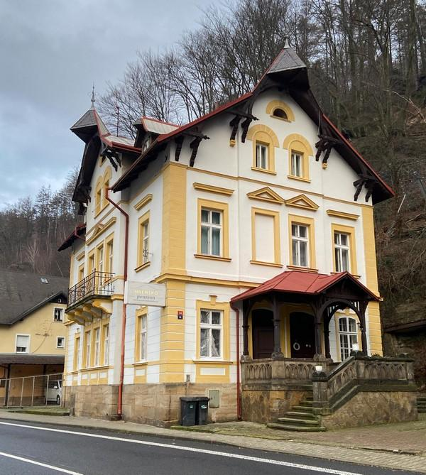 Penzion Hřensko