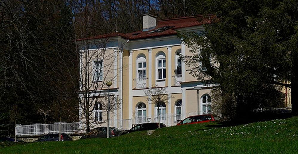 Lázeňský dům Libuše
