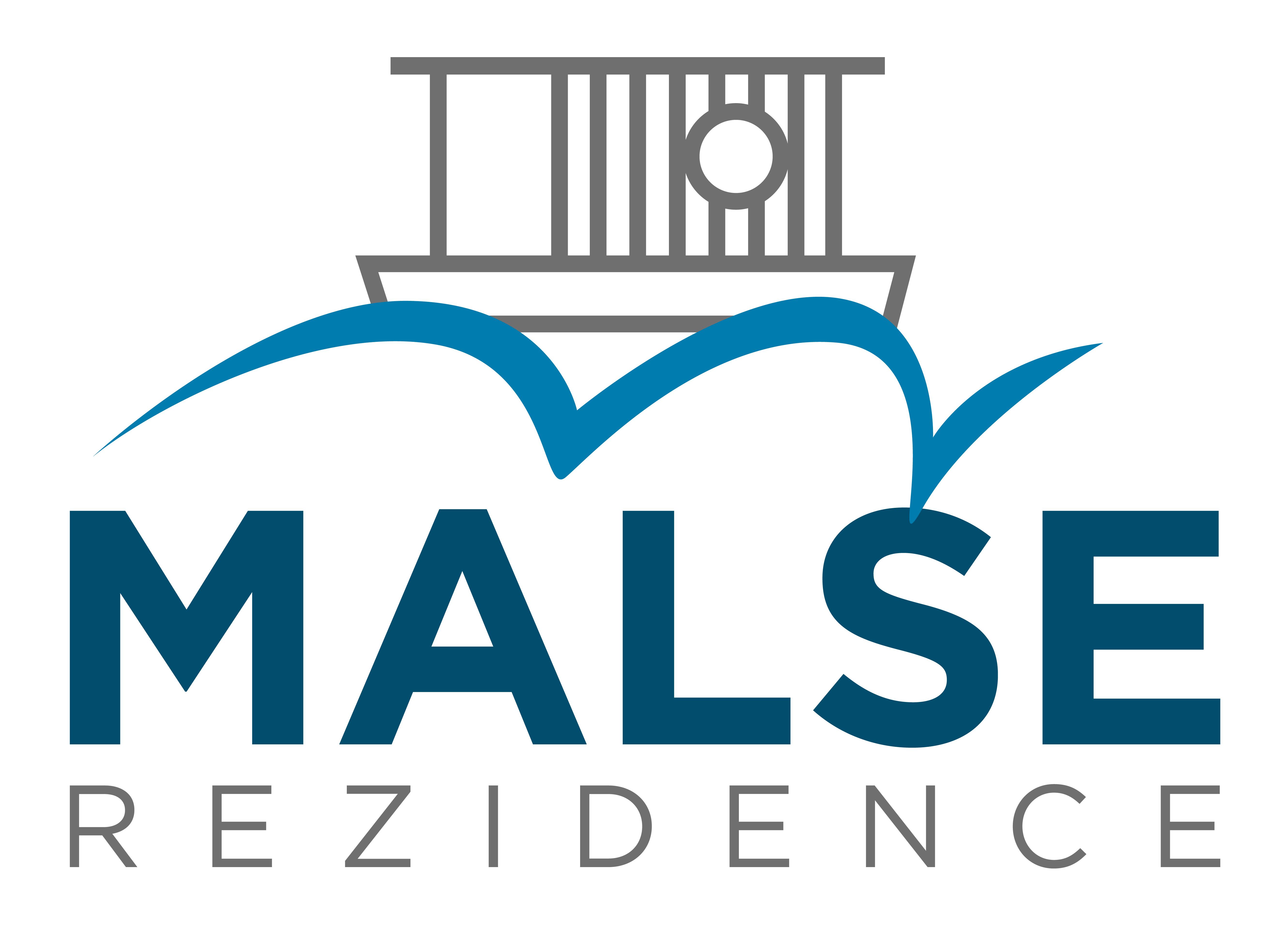 Rezidence Malše - Unikátní ubytování v Českých Budějovicích