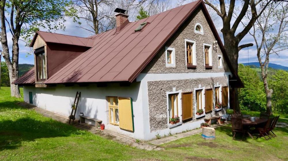 Chata u Zmrzlýho