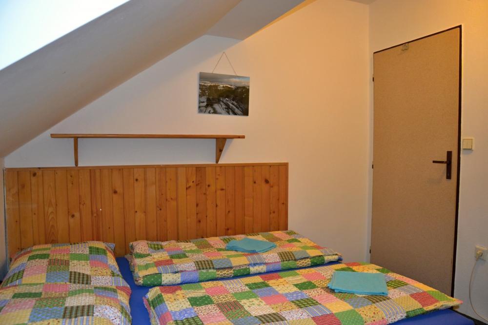 Pokoj č. 3 - dvoulůžkový