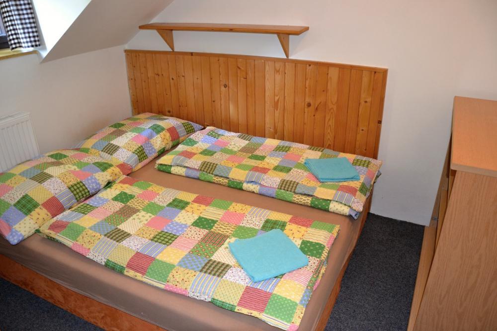 Pokoj č. 1 - dvoulůžkový