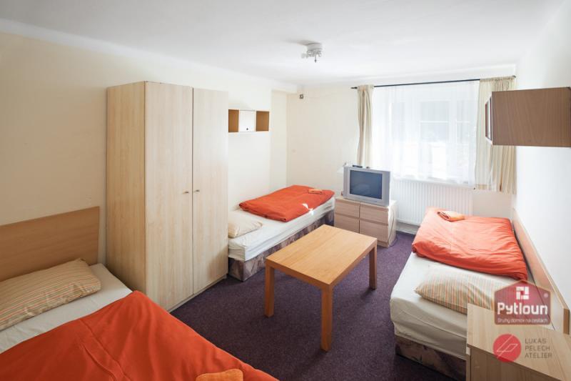 5-lůžkový apartmán