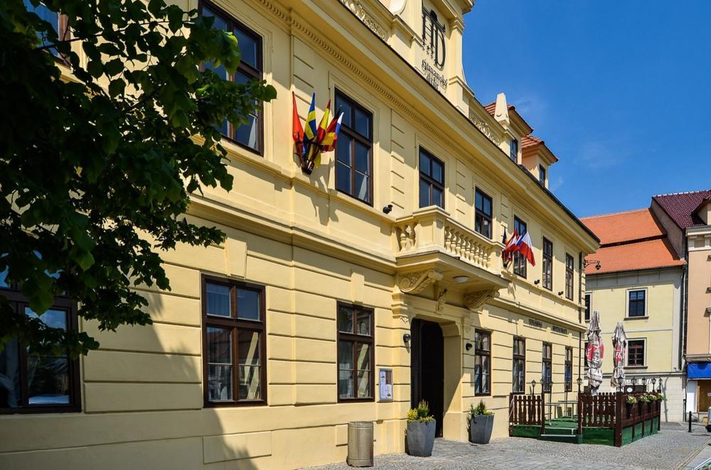 Hotel Hejtmanský dvůr