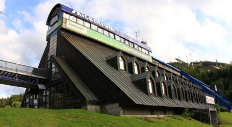 Hotel Skicentrum - ubytování Harrachov