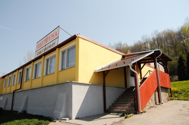 Ubytovna - Český Krumlov