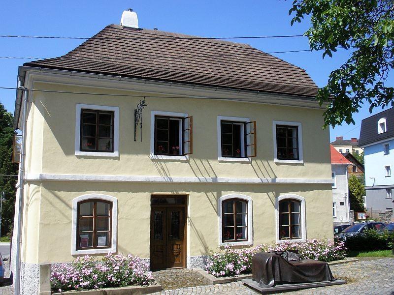 rodný dům S.Freuda Příbor